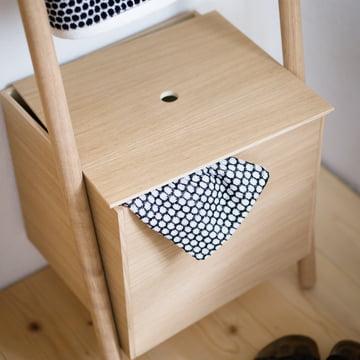 The Kommod - Lokks Ladder Shelf