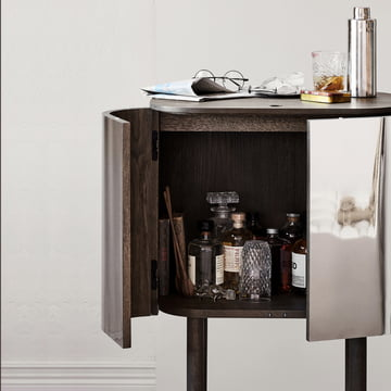 Northern - Loud Mobile Bar Cabinet
