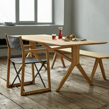 Weishäupl - Loft Bench, Table and Chair