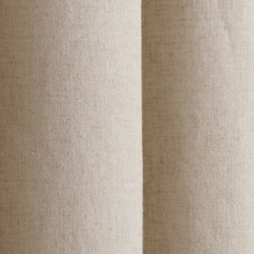 ferm Living - Chambray Shower Curtain, sand