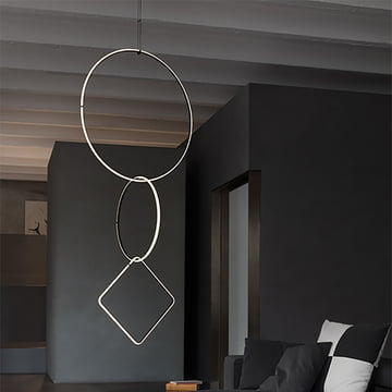 Arrangements Pendant Lamp by Flos