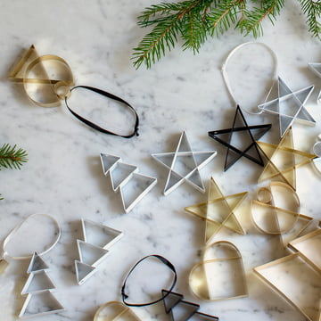 Christmas tree decorations for eternity