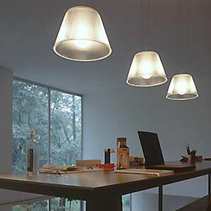 Romeo Moon Pendant Lamp By Philippe Starck