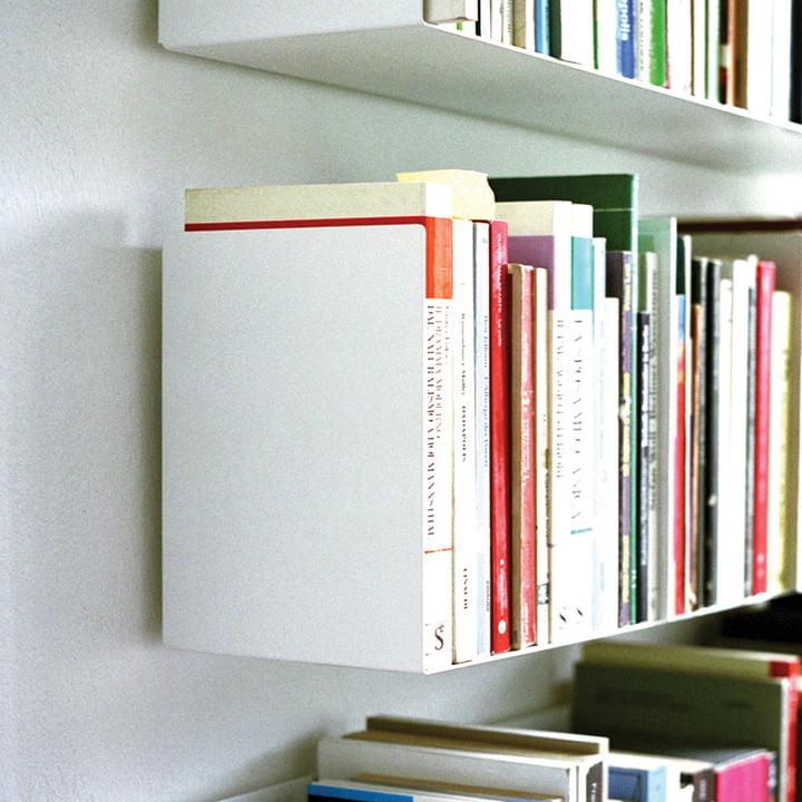 linea1 a book and DVD shelf for paperbacks
