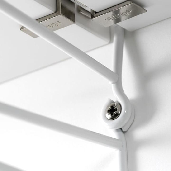 String Shelving System - Detail