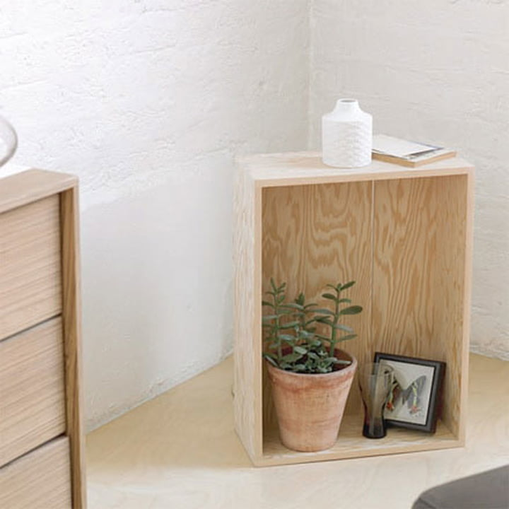 The Crate - side table