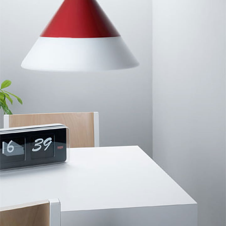 Font Clock for wall and table