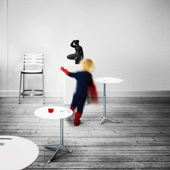 Fritz Hansen Little Friend multipurpose table