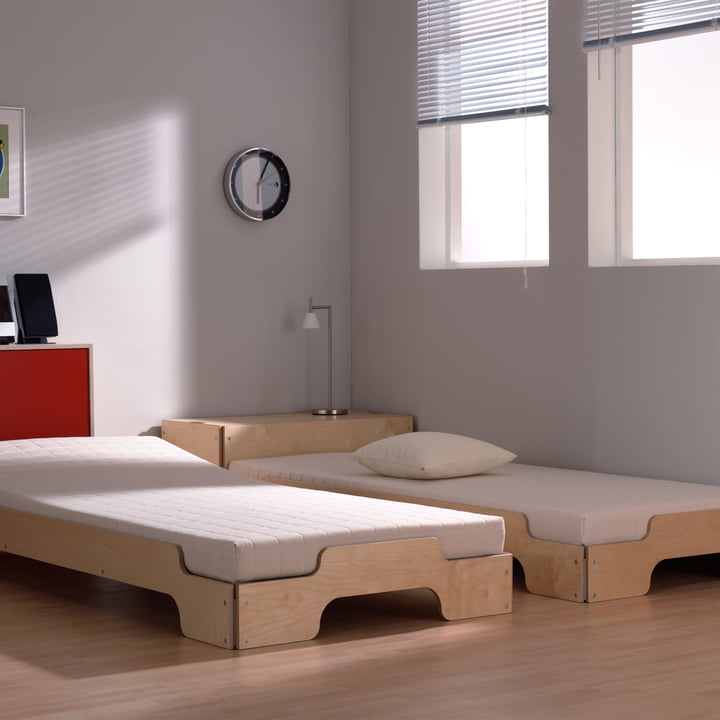 Stackable Lounger / Modular System