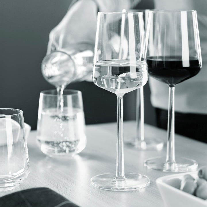 Essence Drinking Glasses