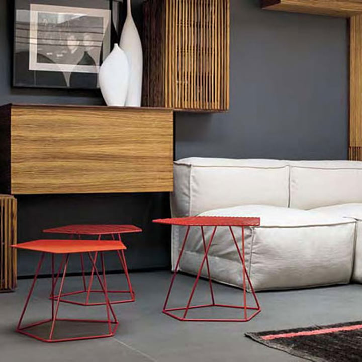 Bonaldo Tectonic side table