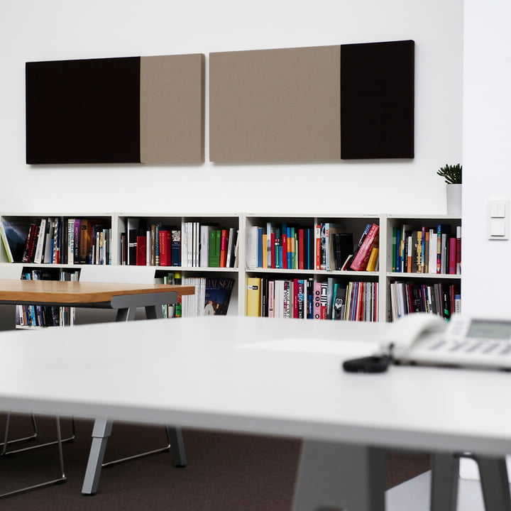 Acousticpearls - Duo 1 M acoustic panels - ambience image
