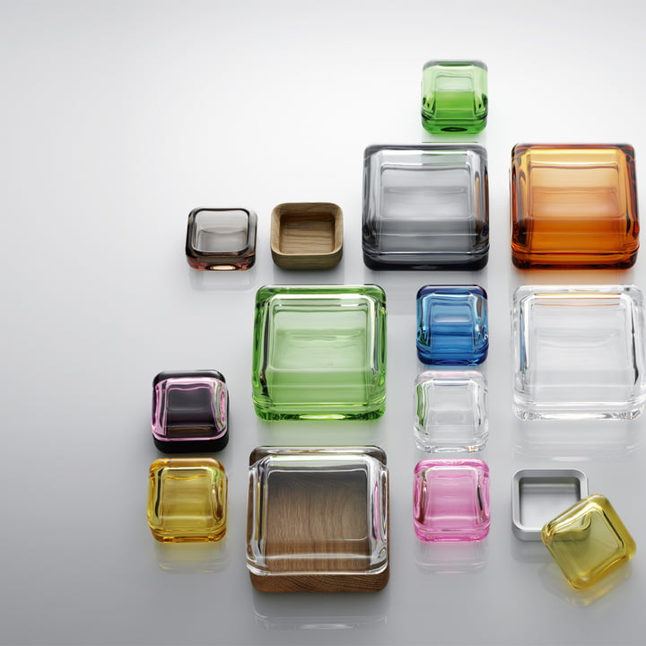 Iittala Vitriini Boxes - Group