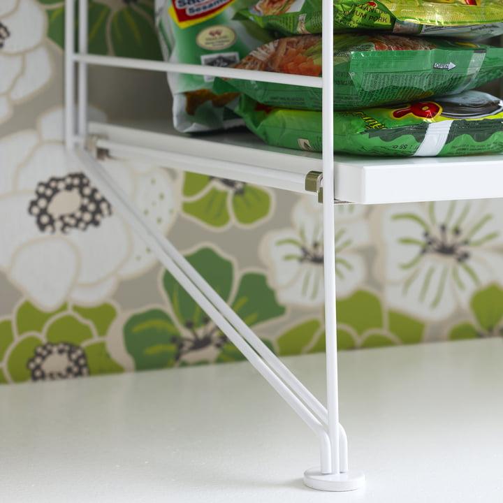 String Shelf System, foot