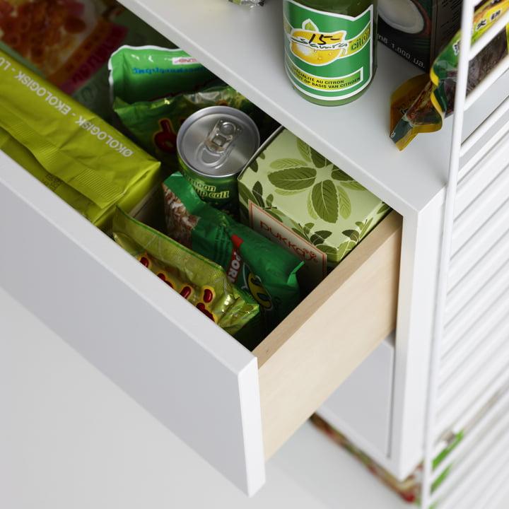 String Shelf System, drawer