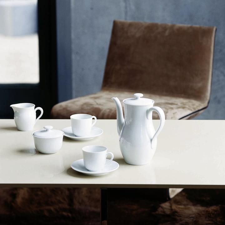 Fürstenberg Wagenfeld - Coffee service