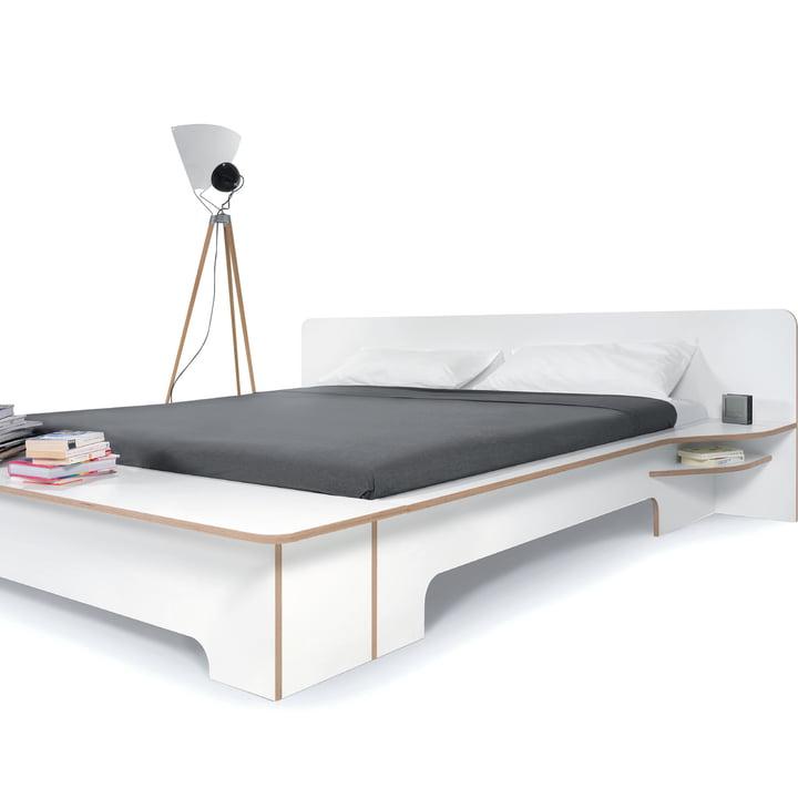 Müller Möbelwerkstätten - Plane bouble bed