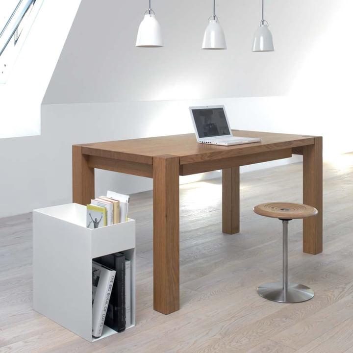 Schönbuch - Match Table, T2, white