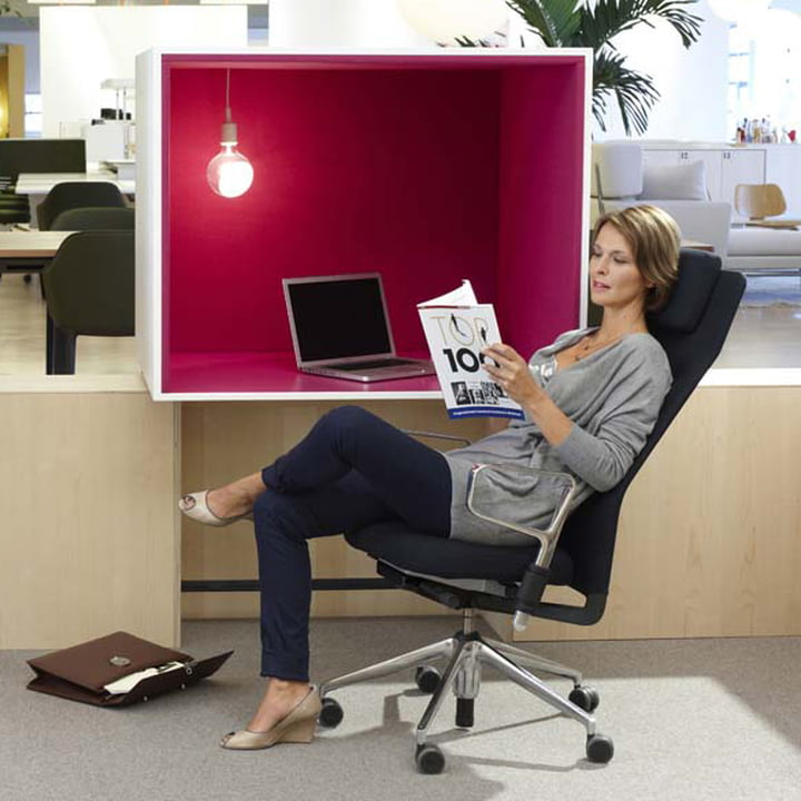 Vitra ID Chair - Ambience