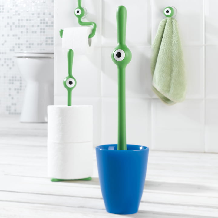 Koziol - Toq toilet brush