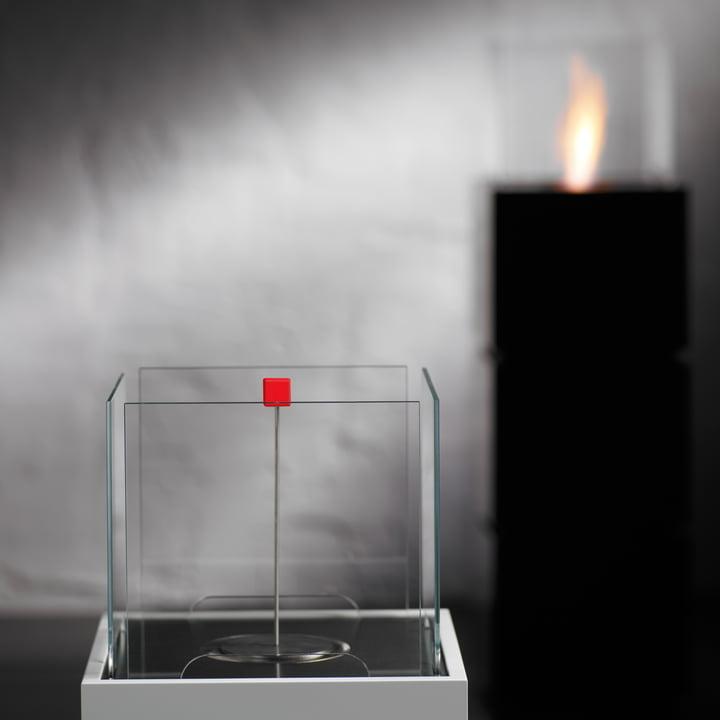 Safretti - Cube W1/B1 Fireplace - Situation