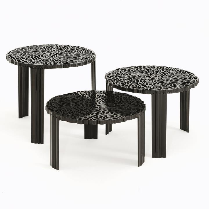 Kartell - T-Table, black
