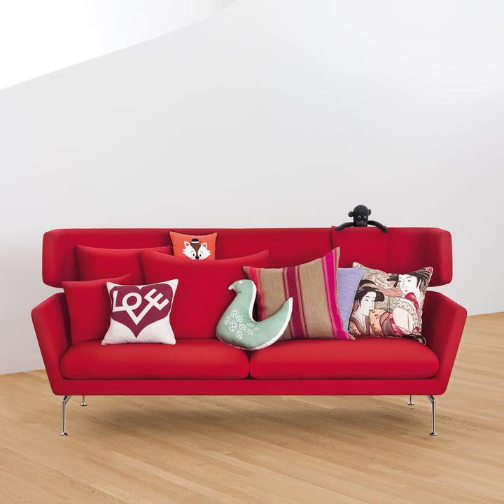 Vitra - Alexander Girard love pillow