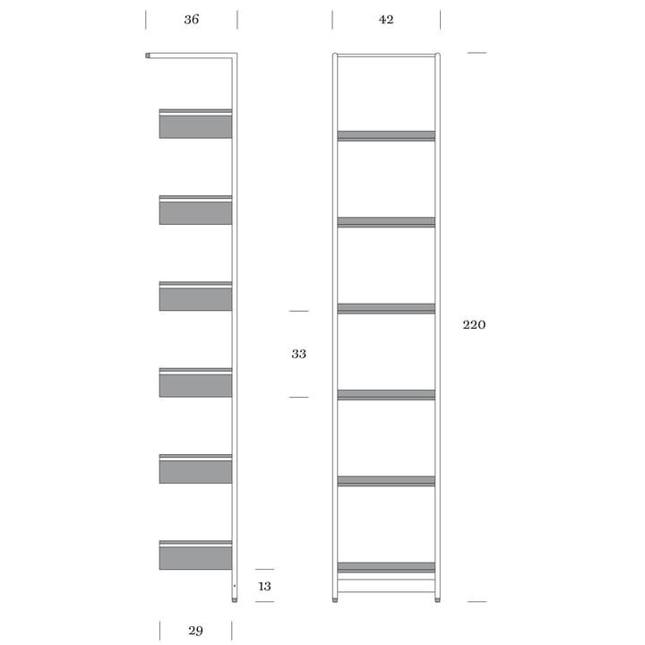 Mox - Pool Lean Shelf