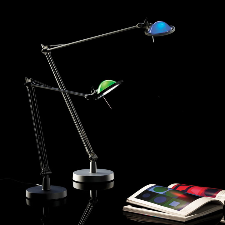 Berenice Table Lamp by Luceplan in the shop