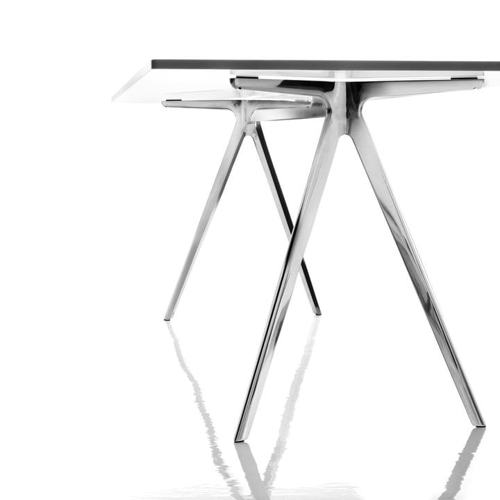 Magis - Baguette Table - white, details image
