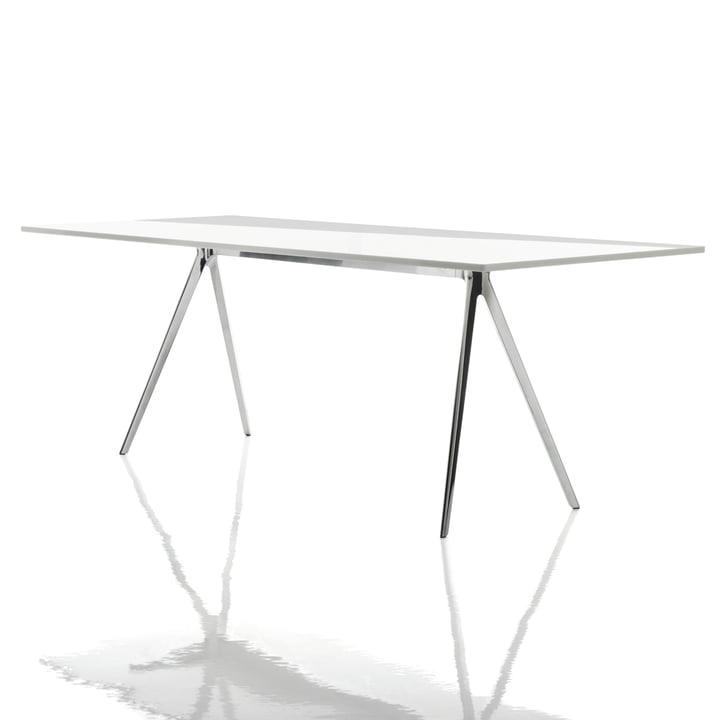 Magis - Baguette Table - white