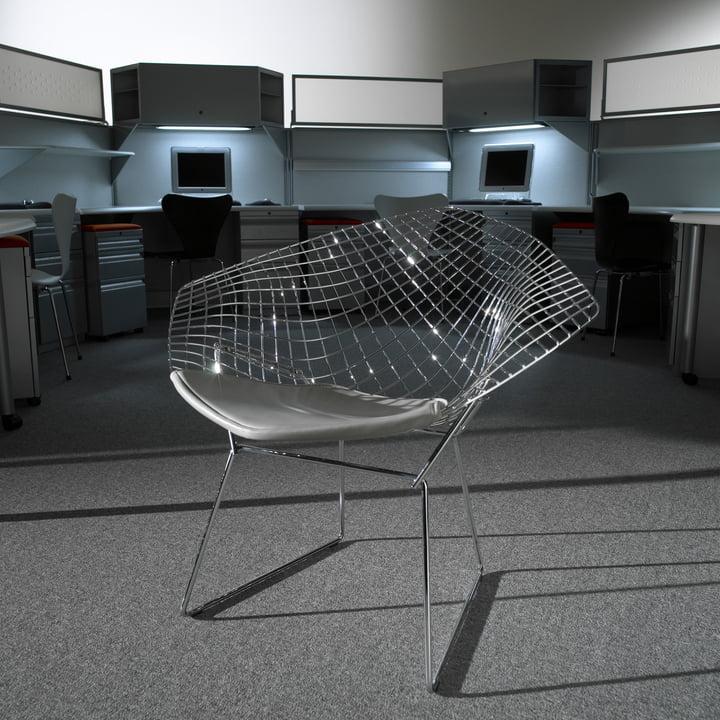 Knoll - Bertoia Diamond Lounger