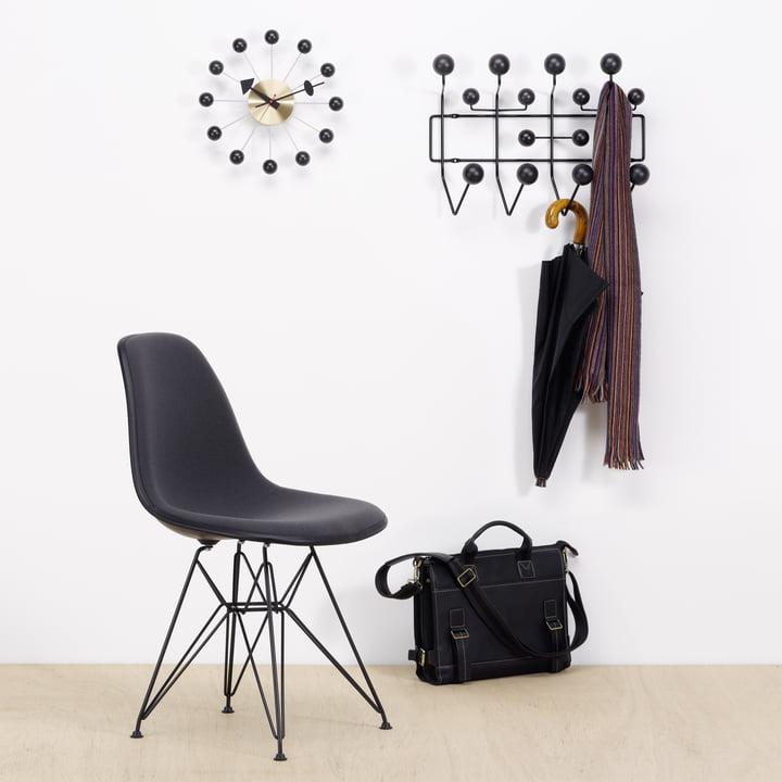 Vitra Hang it all Wardrobe (Special Edition), black/black