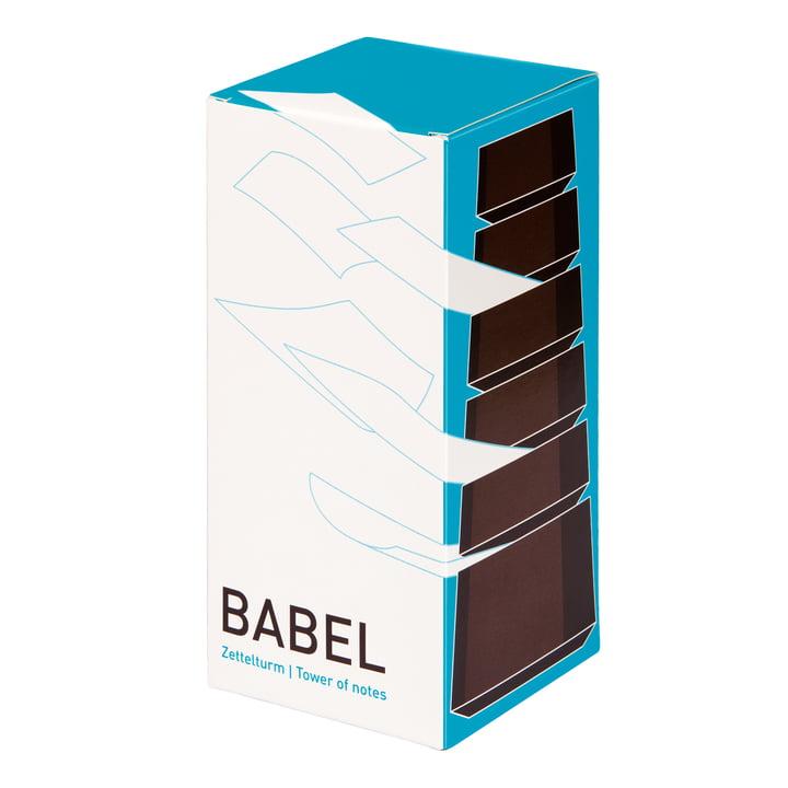 siebensachen - Babel Papers Tower