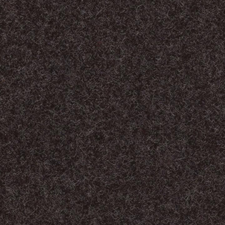 Felt dark gray fabric samples 610
