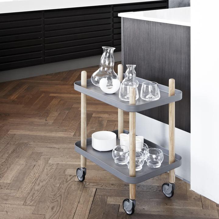 Normann Copenhagen - Block Side Table