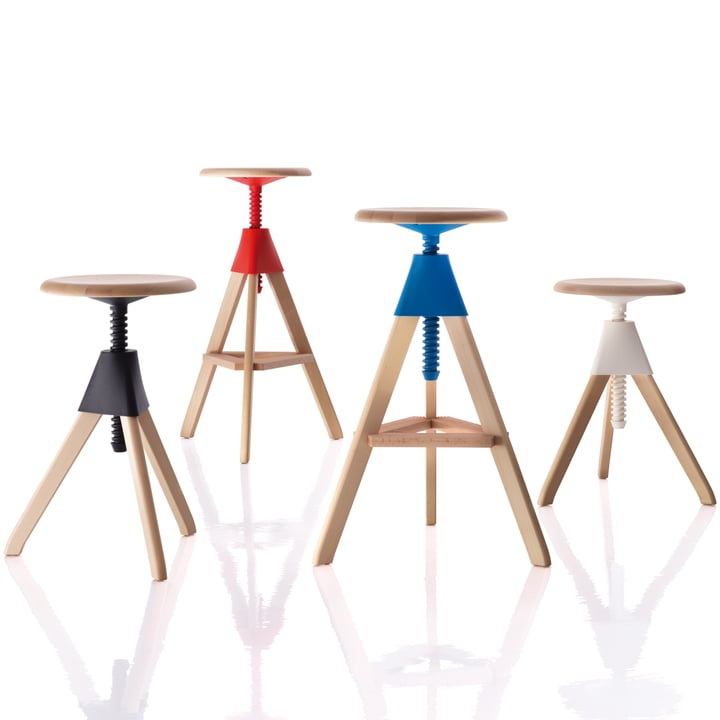 Magis - Tom & Jerry Stool - both sizes, various colours