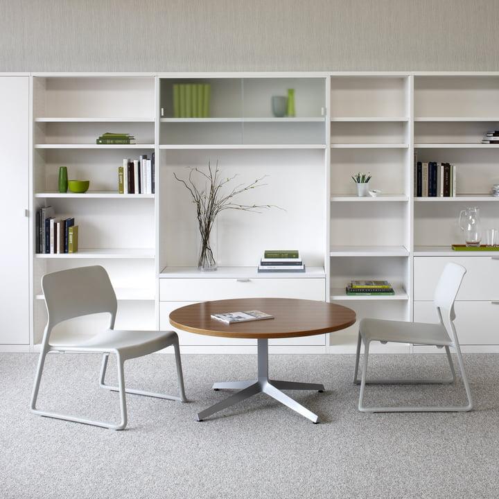 Knoll - Spark Lounge Chair