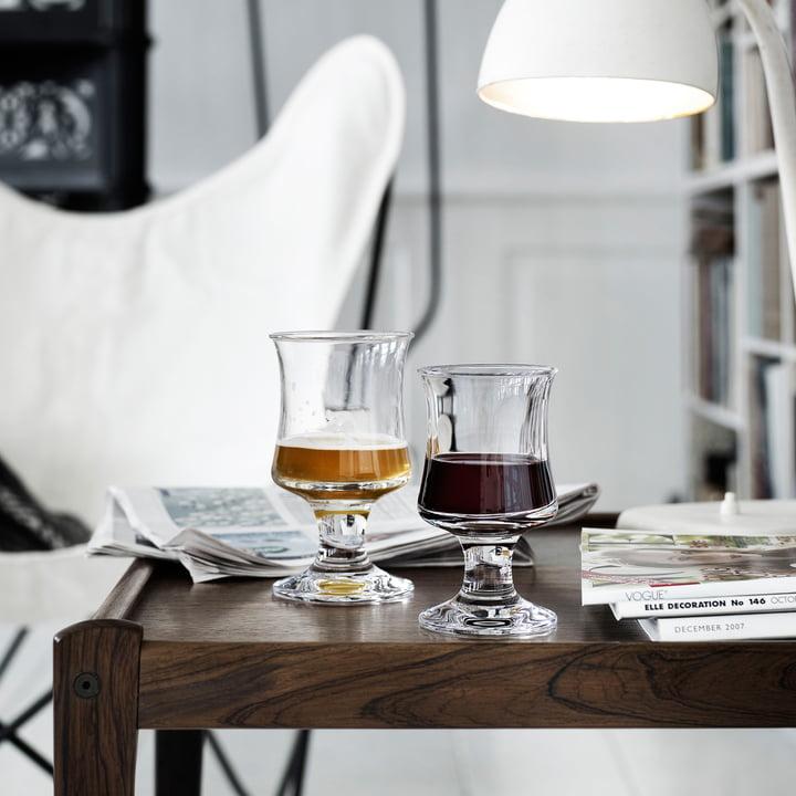 Holmegaard - Skibsglas drinking glasses