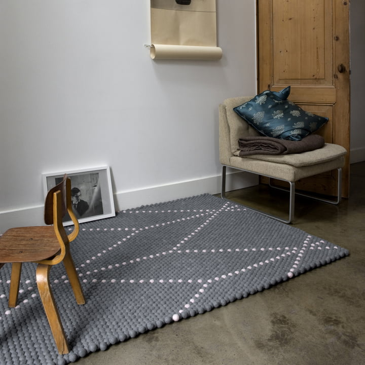 Hay - S&B Dot Carpet, elephant breath