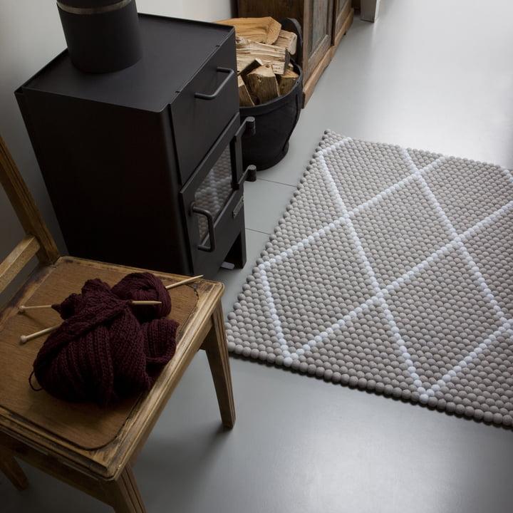 Hay - S&B Dot Carpet, glacier silt