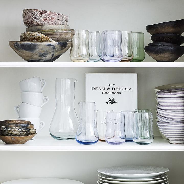 Holmegaard - Future - glasses, jug