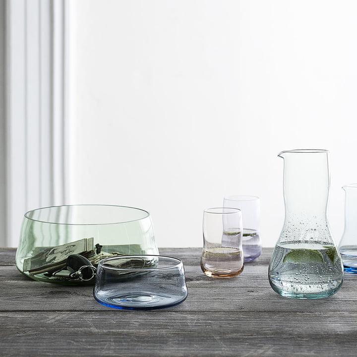 Holmegaard - Future - glasses, bowls, jug