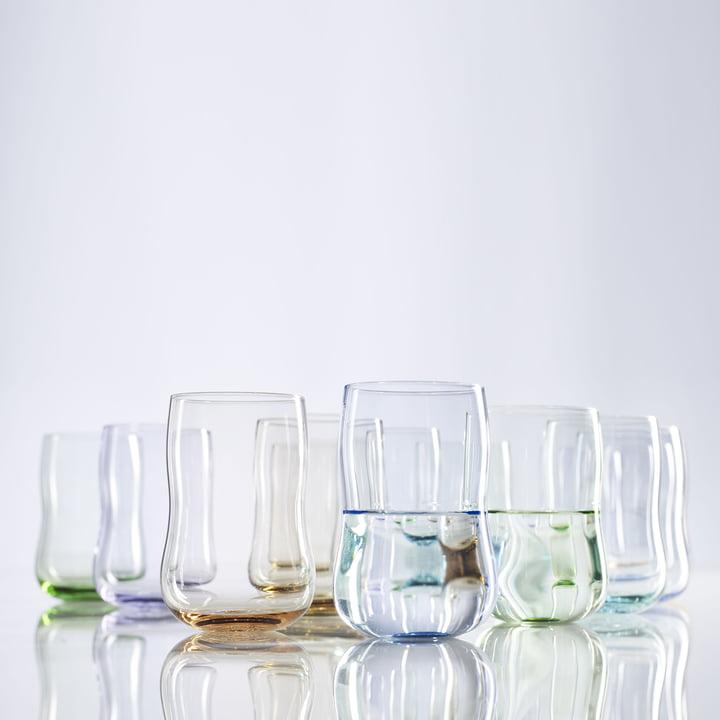 Holmegaard - Future glasses - group