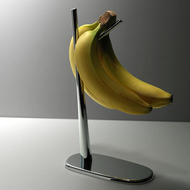 Alessi - Dear Charlie banana holder - with bananas
