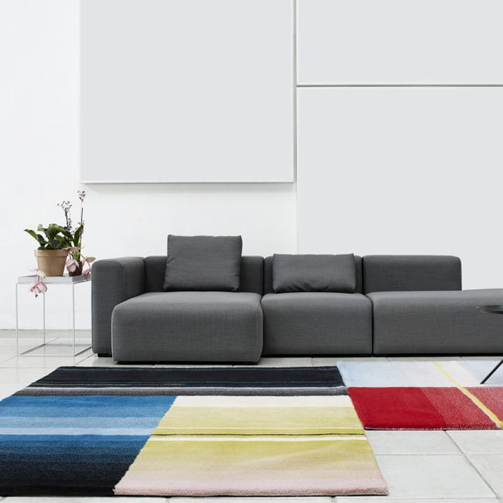 Hay - Mags Cushion Art. 10, Steelcut Trio 953