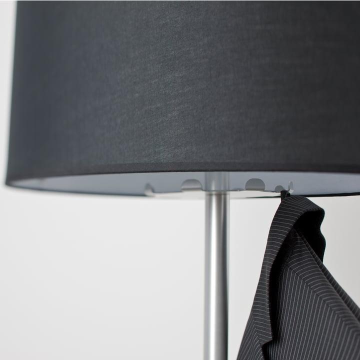 Cascando - Coat Lamp, black