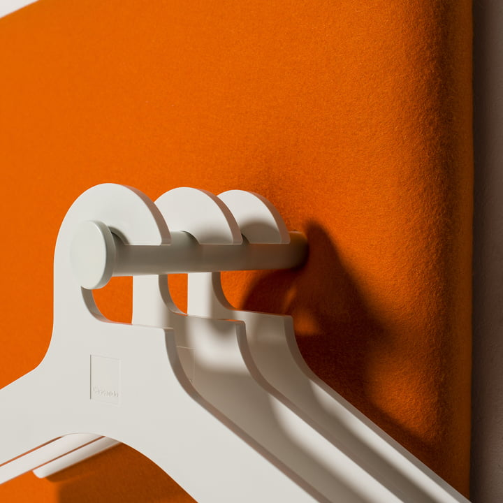 Cascando - Pillow Panels - hooks with coat hanger