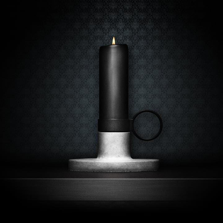 Menu - Weight Here Candleholder, medium