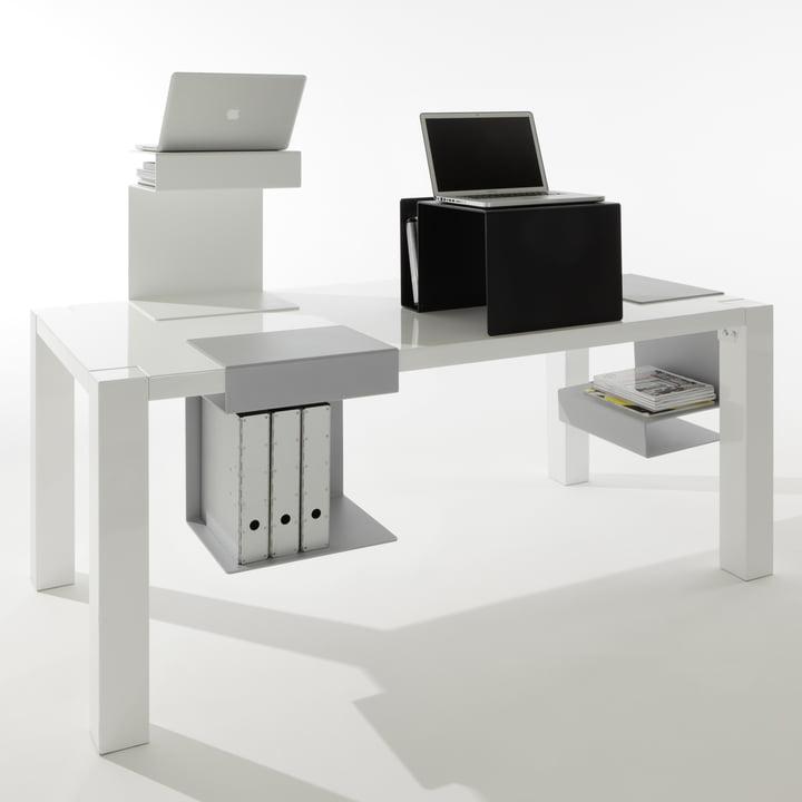 Müller Möbelwerkstätten - Huk - group, desk